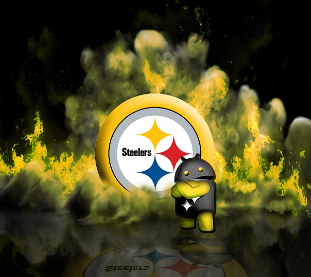 3d Steelers Live Wallpaper Android Logo Wallpapers Page 68 Android Forums At