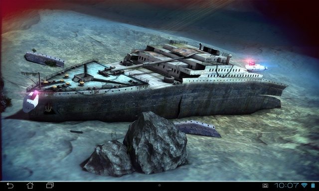 Titanic Ship 3d Wallpaper Free Download Titanic 3d Pro Live Wallpaper Android Forums At