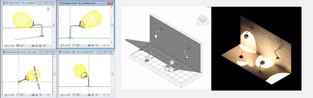 Solved Rotate Lighting Fixture - Autodesk Community- Revit Products