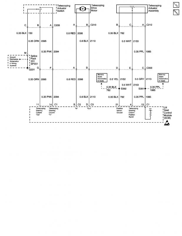 Buick Power Seat Wiring Diagram Electrical Circuit Electrical