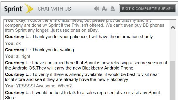 No Priv for Verizon, Sprint  US Cellular? - Page 3 - BlackBerry
