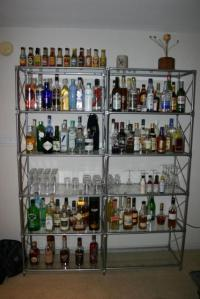 Organizing That Messed-Up Liquor Cabinet - Spirits ...