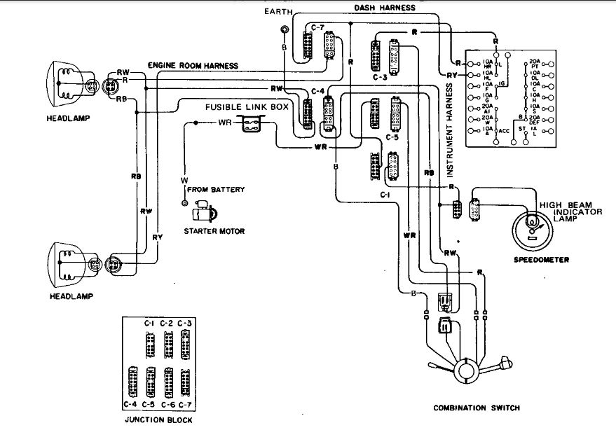 280ZX ALTERNATOR WIRING DIAGRAM - Auto Electrical Wiring Diagram