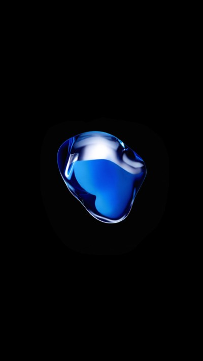 The Blue blob wallpaper in the iPhone 7 ads - iPhone, iPad, iPod Forums at iMore.com