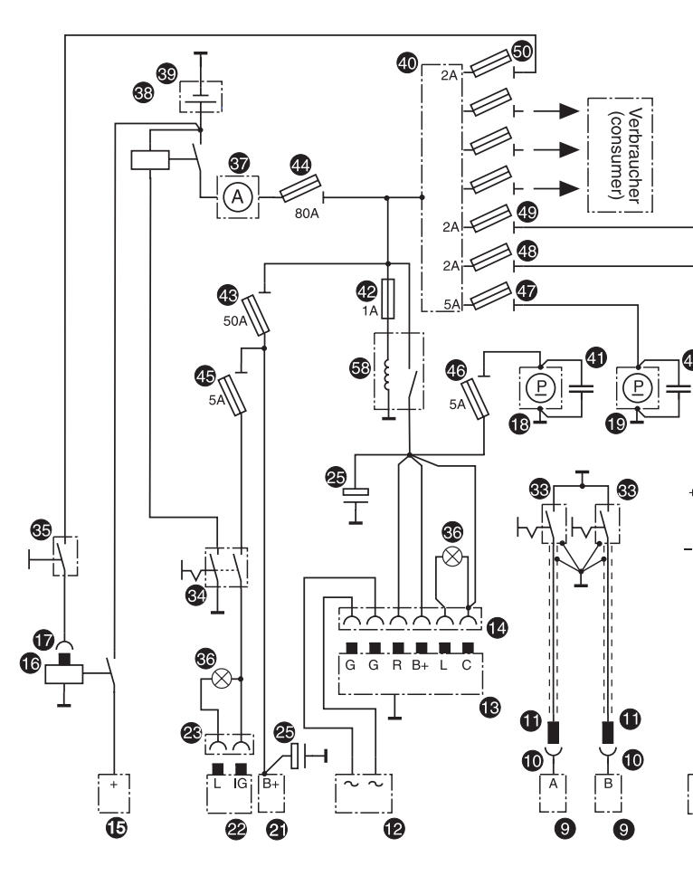 rotax 912 electrical schematic