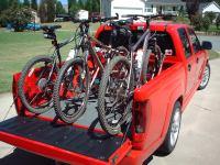 Bike Rack for Truck Bed?