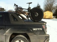 Best rack for a Chevy Avalanche- Mtbr.com