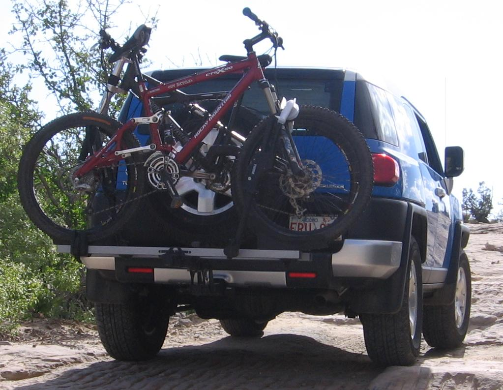 Bike Rack For Fj Cruiser Mtbrcom