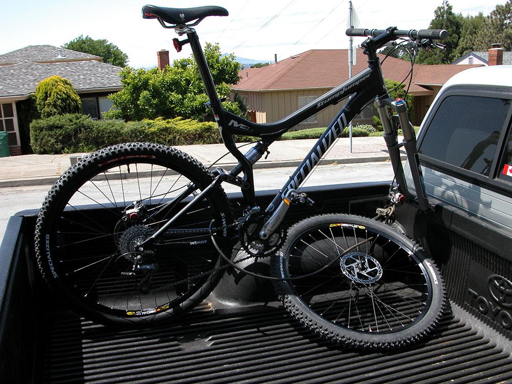 Show Your Diy Truck Bed Bike Racks Mtbrcom