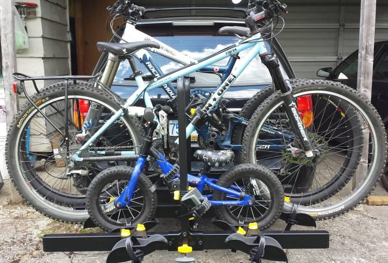 Suggestion On Easy To Use 4 Bike Hitch Mount To Fit Kids