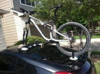 Anyone use the suction cup style bike racks?- Mtbr.com