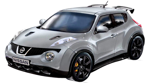 Nissan Juke-R - GT-R General Discussion - nissansportz