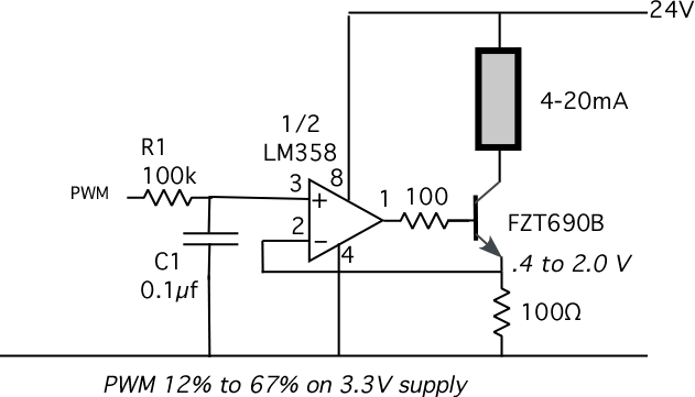 4 to 20 ma loop wiring diagram