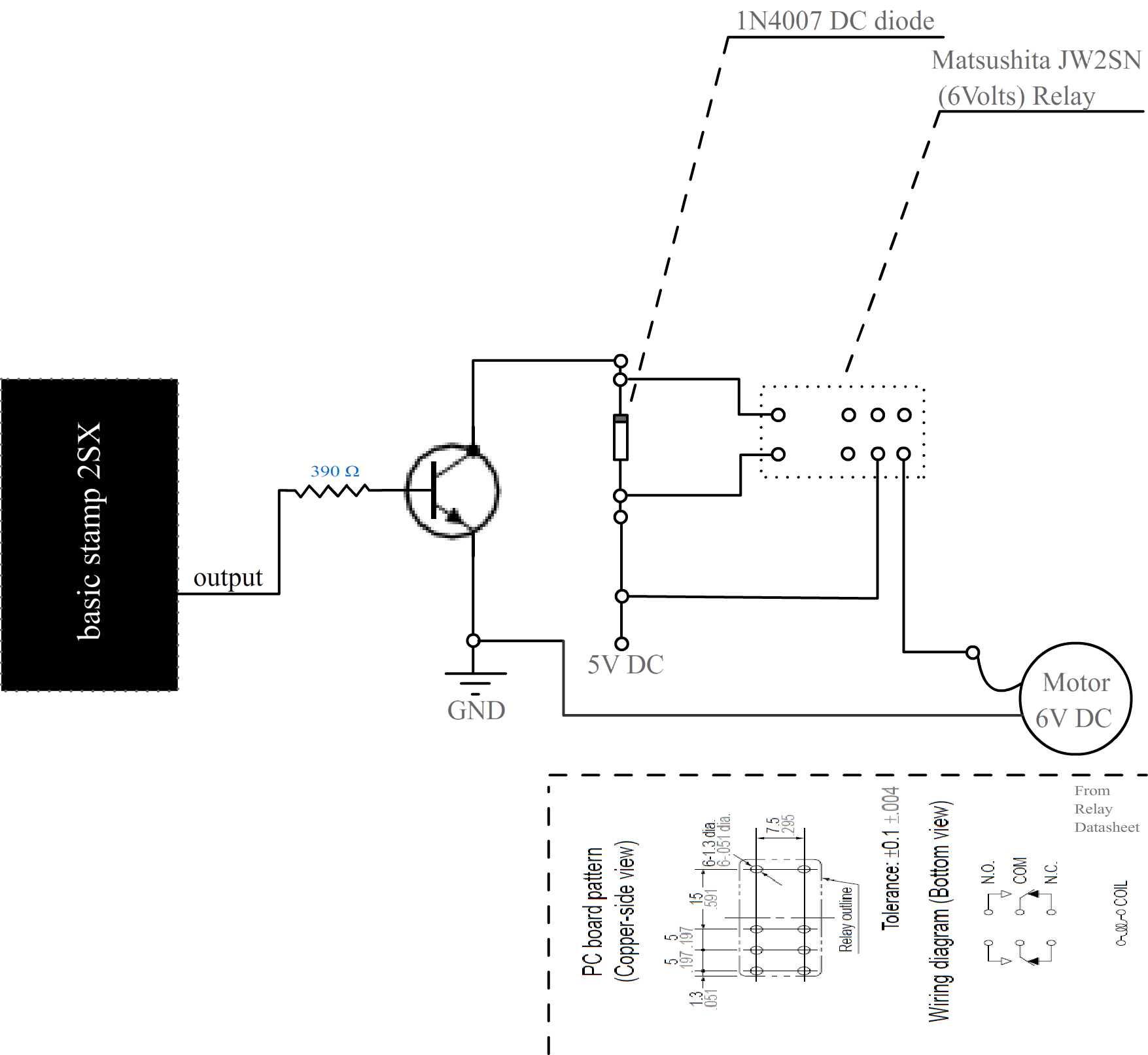wiring a relay backwards