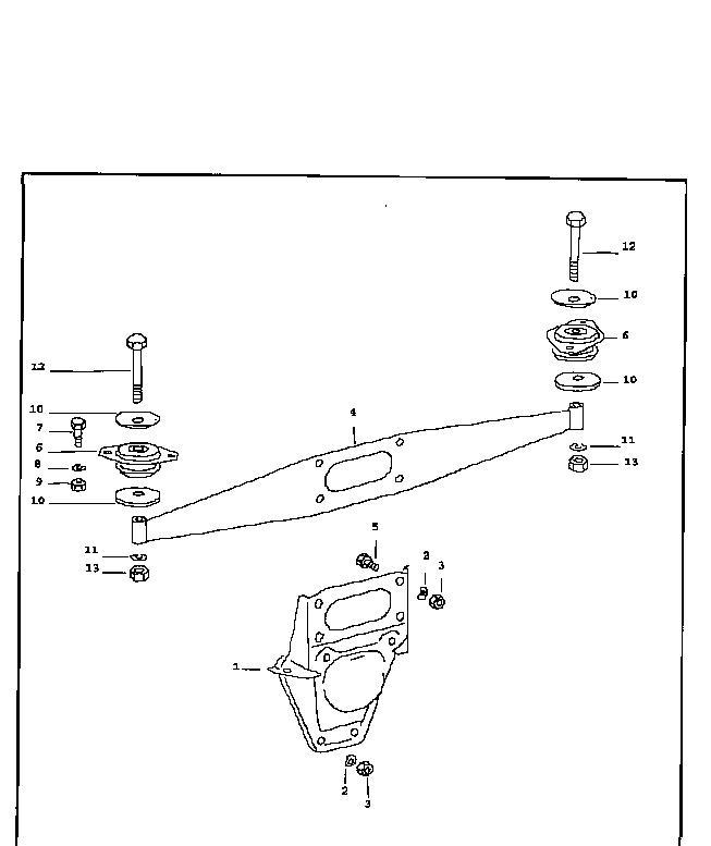 porsche 930 Motor diagram