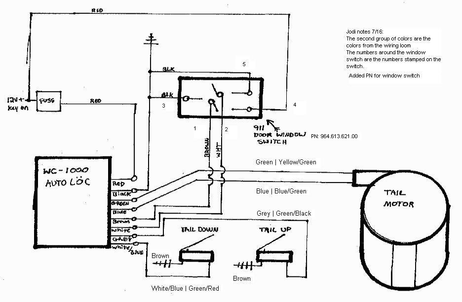german wiring diagram colors