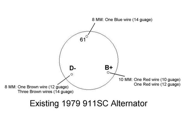 Magneti Marelli Alternator Wiring Diagram Wiring Diagram
