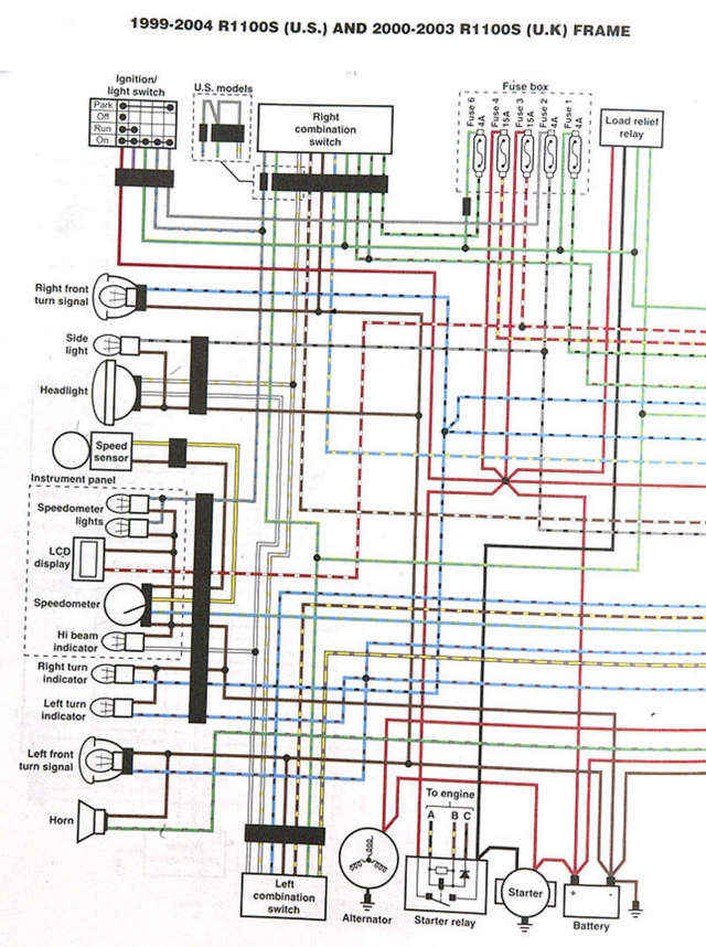 Aprilia Electrical Wiring Diagrams Online Wiring Diagram