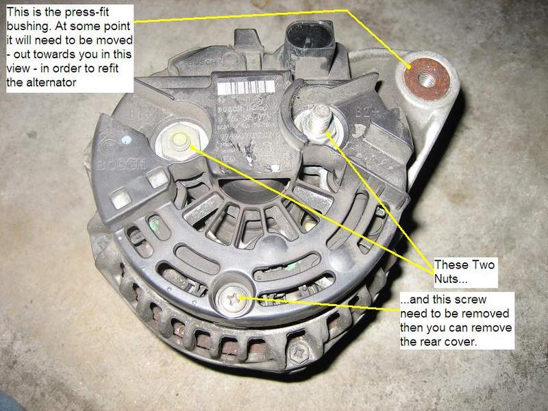 10si Alternator Ground Wire Diagram Alternator Repair Regulator Replacement Pelican Parts