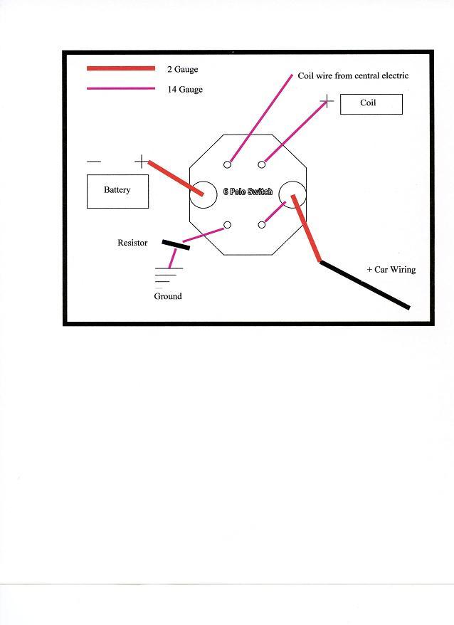 harley 6 pole wiring diagram