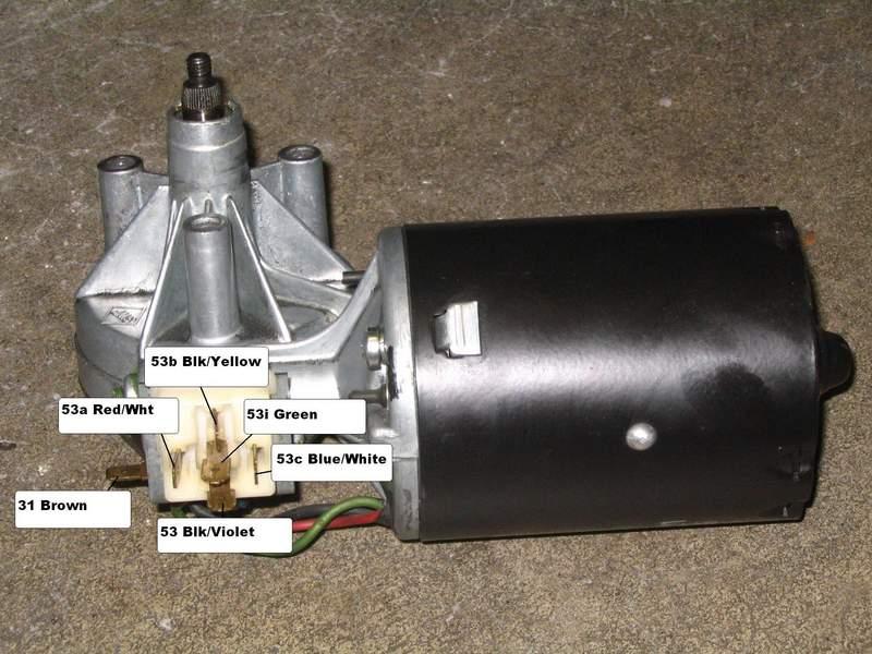 afi wiper motor wiring diagram ongaro wiper motor wiring diagram
