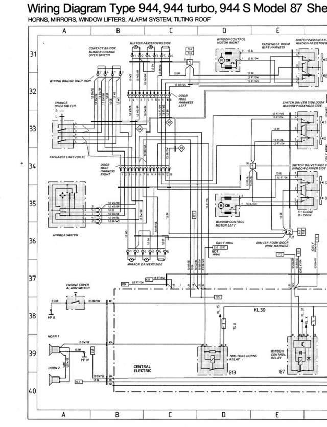 1974 jeep cj5 horn wiring diagram