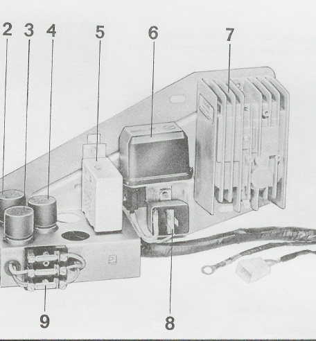 1977 Porsche 911 Alternator Wiring Diagram - Somurich