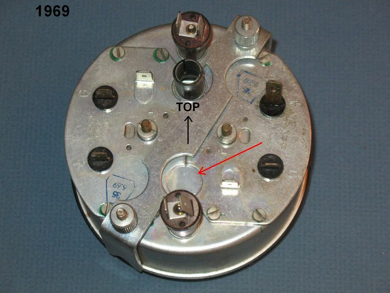Oil pressure warning light on 1969 - Pelican Parts Forums