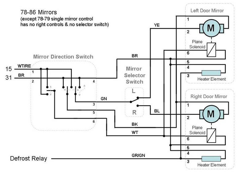 1985 porsche 928 s electrical schematic diagram