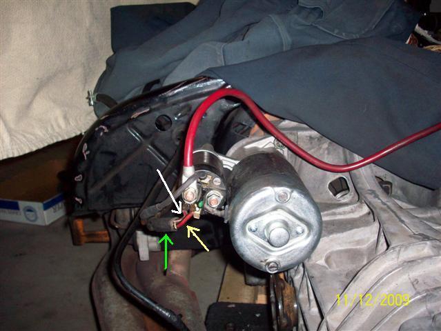 Vw Bug Starter Wiring - 3acemobejdatscarwashserviceinfo \u2022