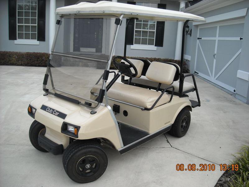Golf Cart Gas Club Car Golf Cart Golf Cart Customs