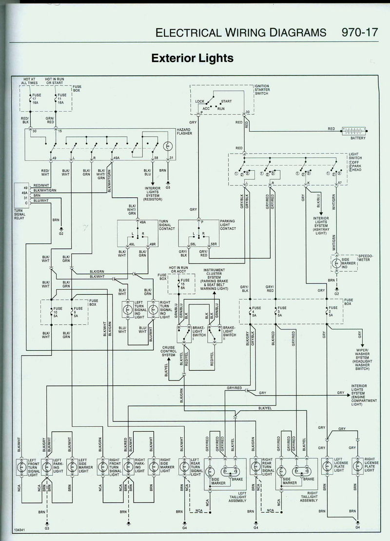 wiring diagram for 1988 firebird