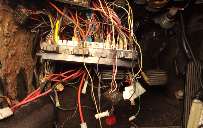 Porsche 944 Fuse Box Problems Wiring Diagram 2019