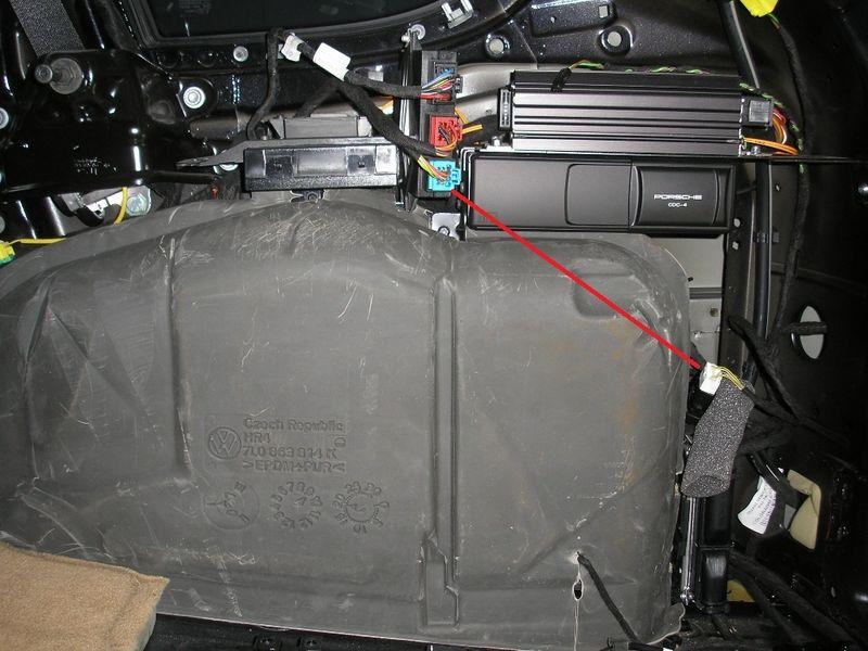 Porsche Cayenne Trailer Hitch Wiring Harness Wiring Schematic Diagram
