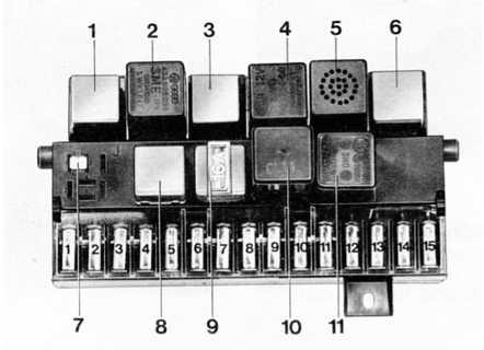 Porsche 924 Headlight Wiring Diagram Electronic Schematics collections