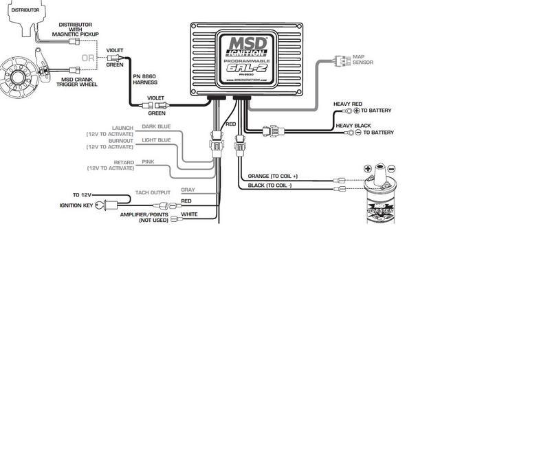 Msd Wiring Diagram 6aln - Wwwcaseistore \u2022