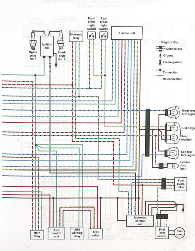 Bmw K1200gt Fuse Box Wiring Diagram