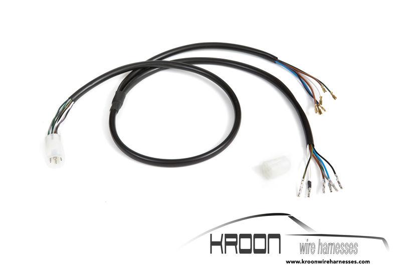 kroon porsche wiring harness