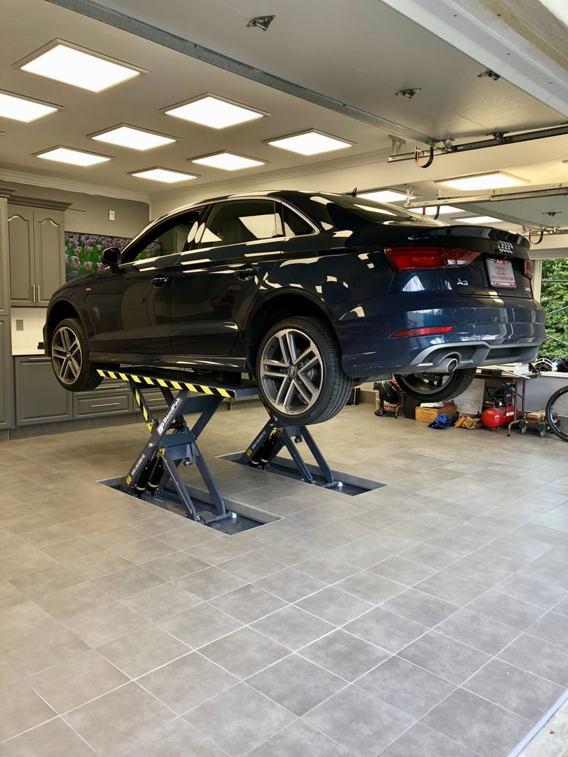 In Ground Garage Car Lift Help Me Decide On A Lift Page 3 Pelican Parts Forums