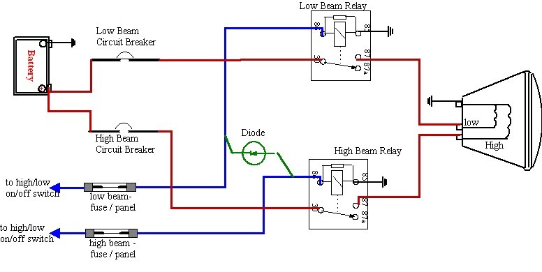 Hid Conversion Wiring Diagrams - New Era Of Wiring Diagram \u2022