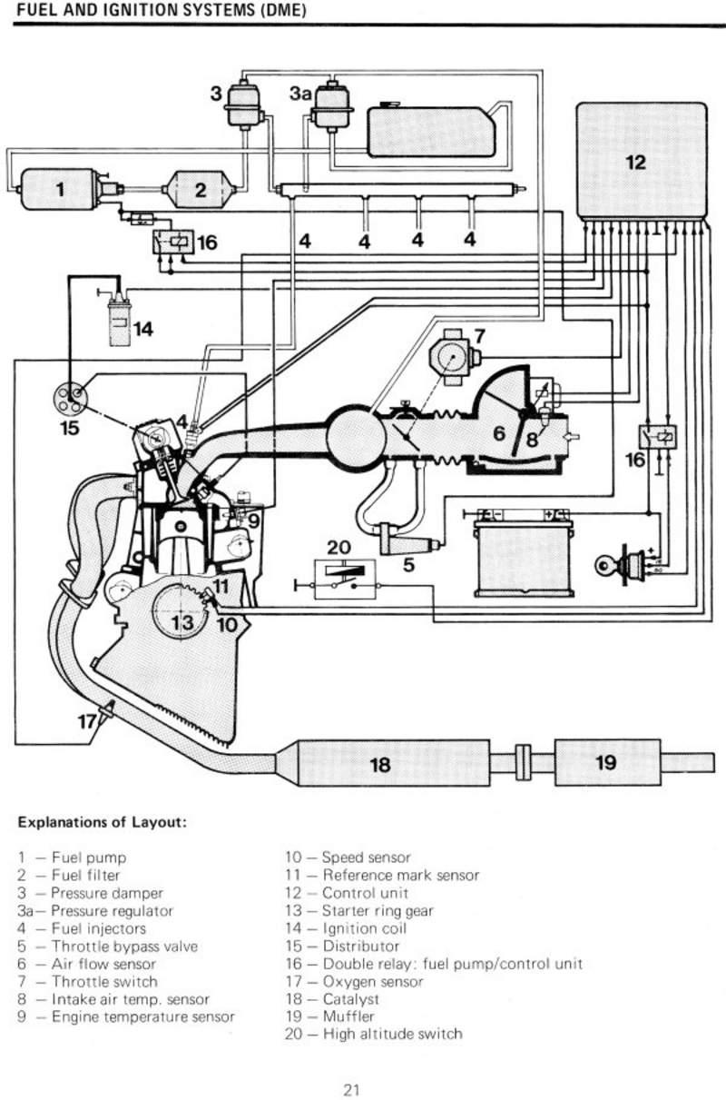 porsche engine schematics