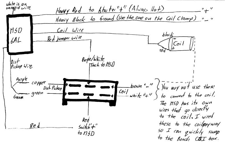 comp 9000 distributor wiring diagram pro comp distributor wiring pro