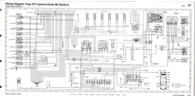 Porsche 911 996 Wiring Diagram Schematic Diagram