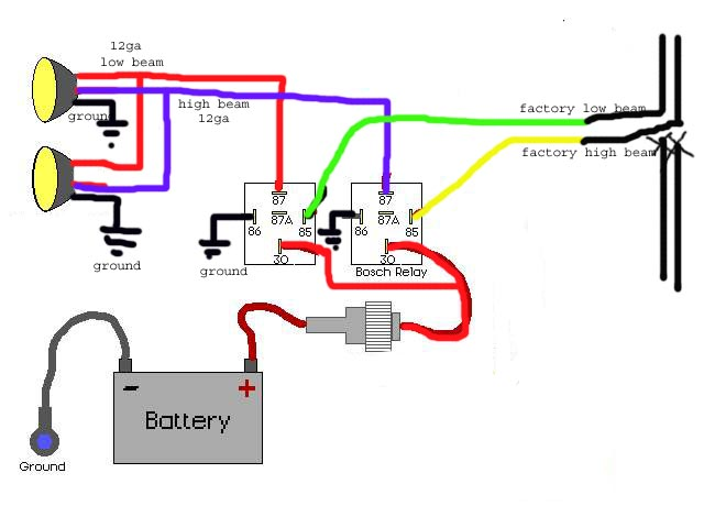 Hella Flasher Wiring Diagram circuit diagram template