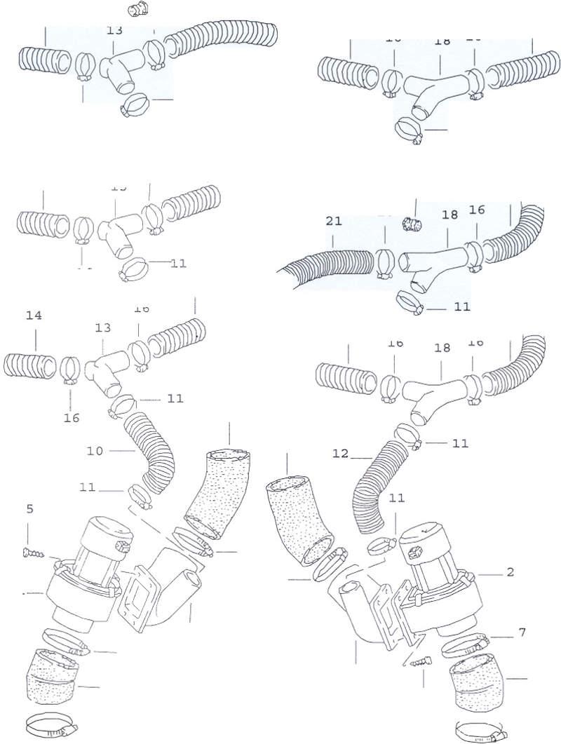 porsche 964 heater wiring diagram