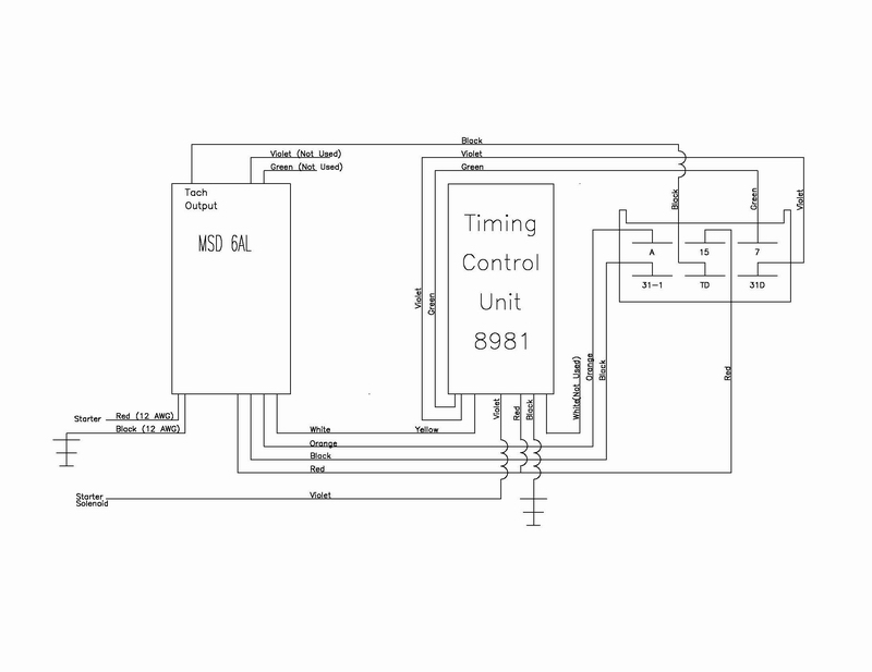 msd ignition 6hvc wiring diagram
