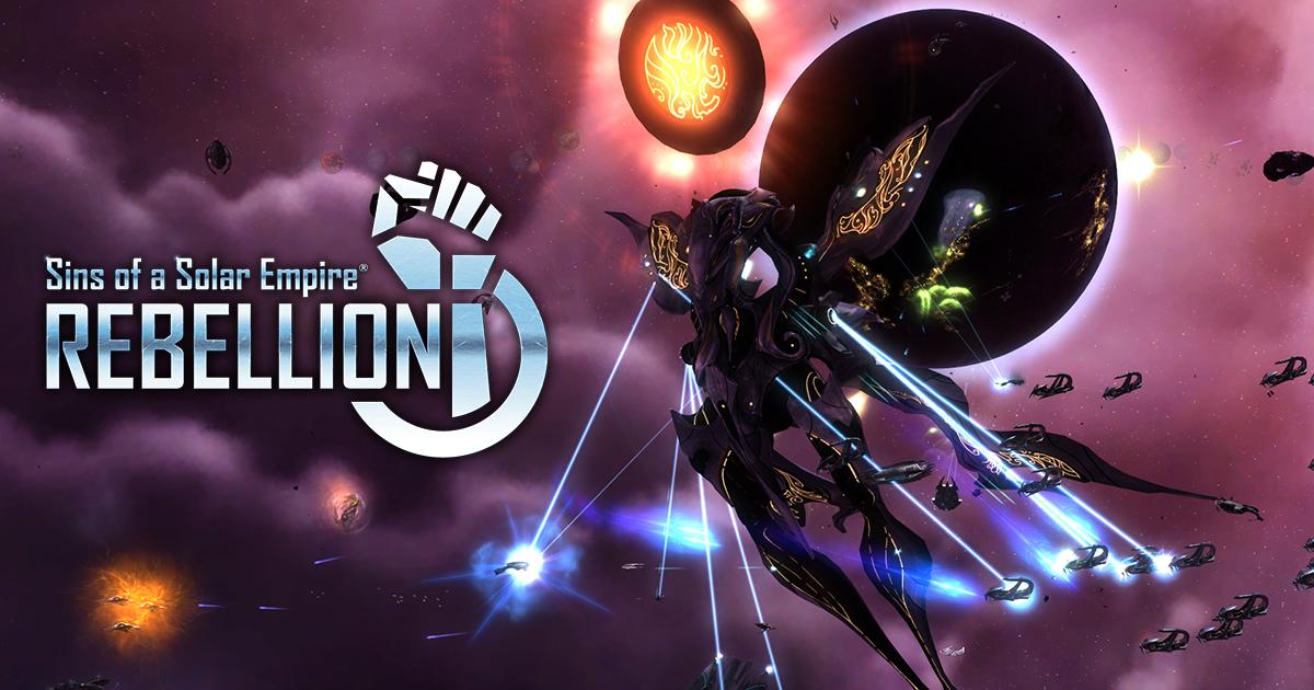 Stardock Animated Wallpaper Sins Of A Solar Empire Rebellion Forging An Empire