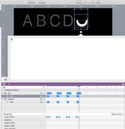 Airport Style Flipboard type? - Animation - Tumult Forums