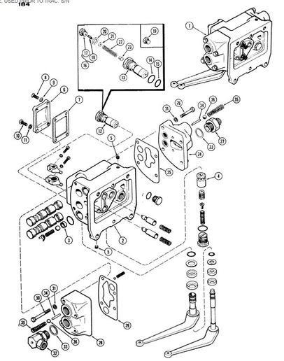 wiring diagram for case 930
