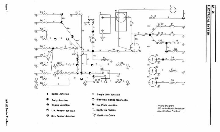 Mf 285 Wiring Diagram Wiring Diagram